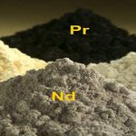 Rare earth metals in high demand